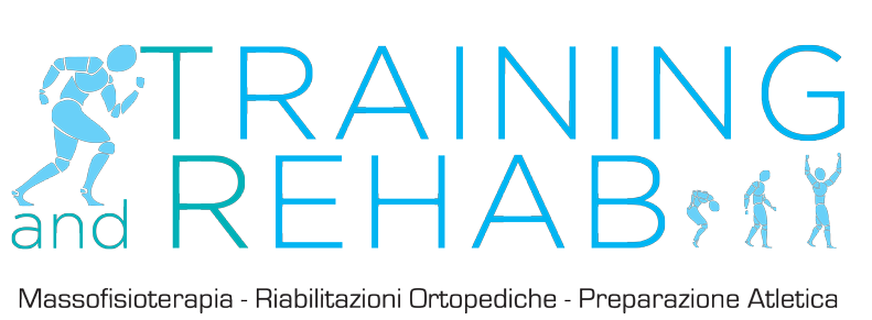 TRAINING and REHAB Logo